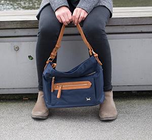 Sanisbar Sporty Bag Blue